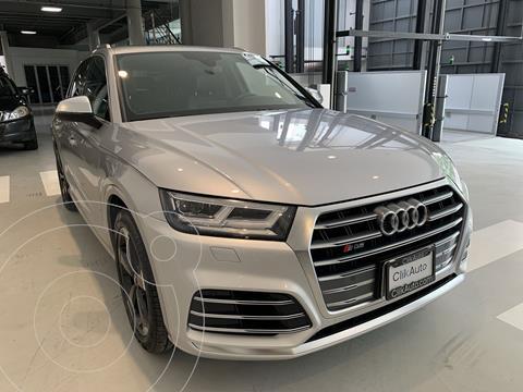 Audi Q5 3.0 TFSI Luxury usado (2019) color Plata Dorado precio $799,000