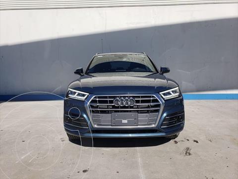 Audi Q5 Q5 2.0T S LINE usado (2018) color Azul Electrico precio $600,000