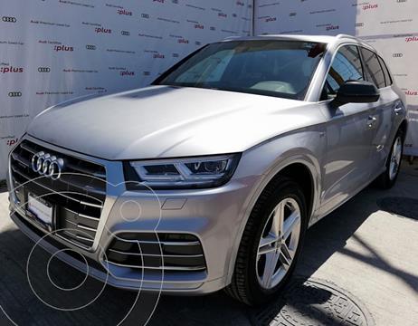 Audi Q5 2.0L T S Line usado (2019) color Plata Dorado precio $840,000