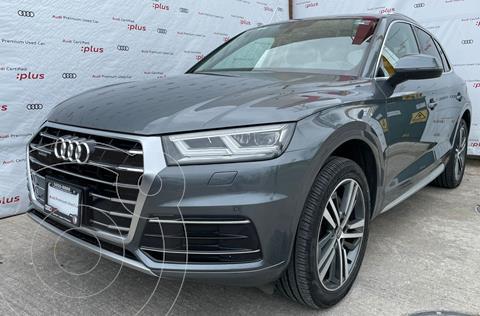 Audi Q5 2.0L T Elite usado (2019) color Gris Oscuro precio $709,000