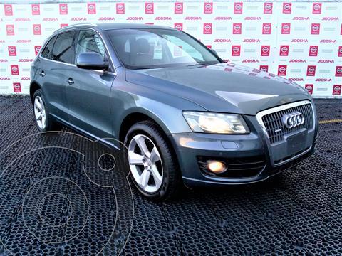 Audi Q5 2.0L T Elite usado (2011) color Gris Oscuro precio $245,000