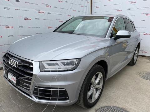 Audi Q5 2.0L T Elite usado (2020) color Plata Dorado precio $690,000