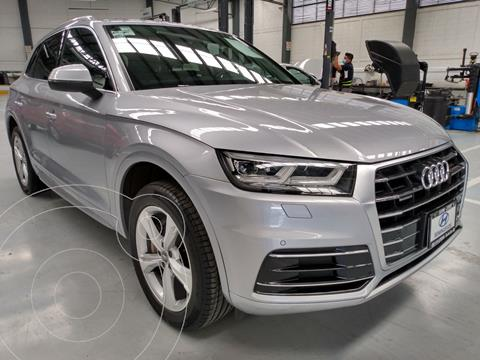 Audi Q5 2.0L T Elite usado (2018) color Plata Dorado precio $564,900