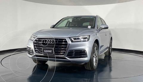 Audi Q5 2.0L T Elite usado (2018) color Cafe precio $619,999