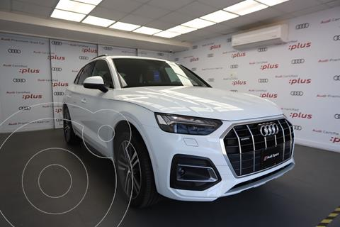 Audi Q5 2.0L T Dynamic  usado (2021) color Blanco precio $892,704
