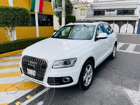 Audi Q5 2.0L T FSI Trendy usado (2014) color Blanco precio $289,900
