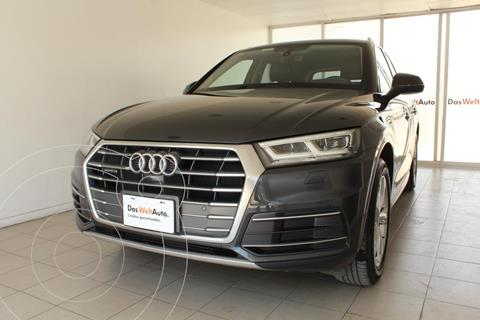 Audi Q5 2.0L T Security Quattro VR4 usado (2018) color Negro precio $1,170,000