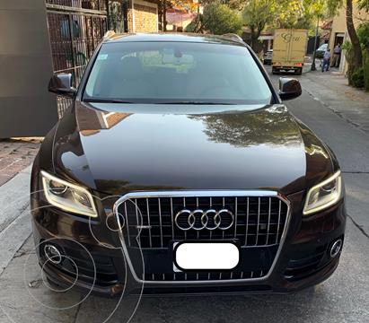 Audi Q5 2.0L T FSI Elite usado (2015) color Marron precio $345,000