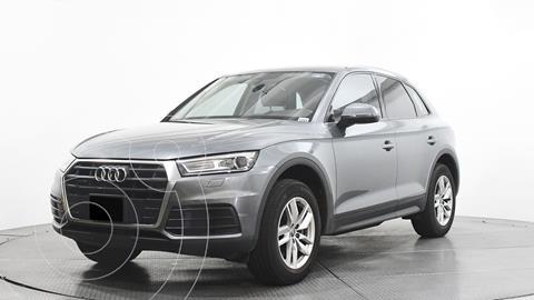 Audi Q5 2.0L T Dynamic  usado (2018) color Gris precio $458,000