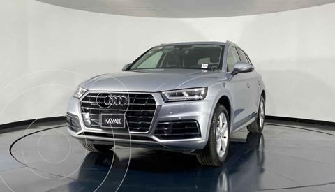 Audi Q5 2.0L T Elite usado (2018) color Plata precio $597,999