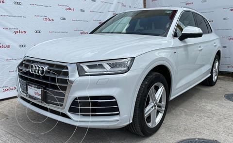 Audi Q5 2.0L T S Line usado (2020) color Blanco precio $819,000