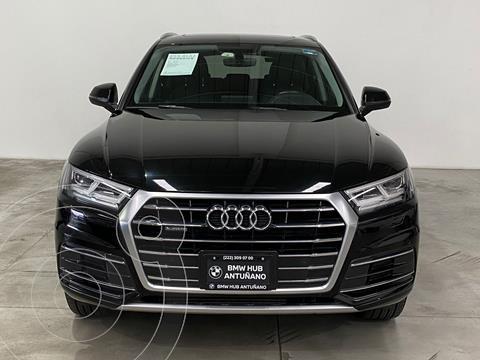 Audi Q5 2.0L T Elite usado (2018) color Negro precio $595,000