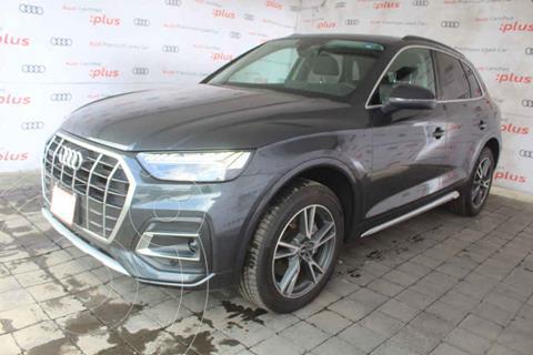 Audi Q5 2.0L T Elite usado (2021) color Gris precio $984,308