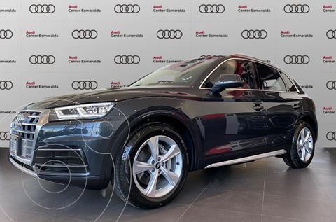 Audi Q5 2.0T Dynamic  nuevo color Gris Oscuro financiado en mensualidades(enganche $371,960 mensualidades desde $9,000)