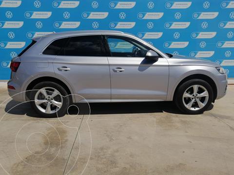 Audi Q5 2.0 TFSI 252 HP ELITE usado (2018) color Plata precio $615,000