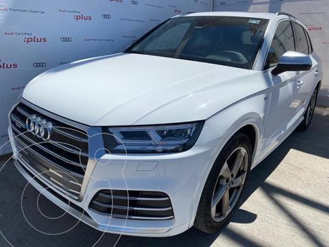 Audi Q5 SQ5 TFSI usado (2018) color Blanco precio $800,000