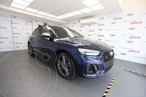 Audi Q5 2.0L T FSI Land of Quattro usado (2021) color Azul precio $1,387,550