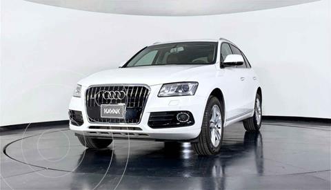 Audi Q5 2.0L T FSI Elite usado (2017) color Blanco precio $477,999
