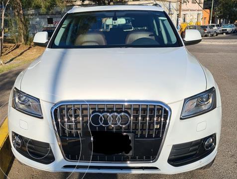 Audi Q5 2.0L T FSI Trendy usado (2014) color Blanco precio $299,000