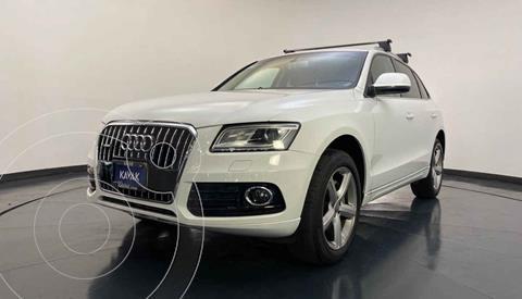 Audi Q5 2.0L T FSI Elite usado (2014) color Blanco precio $332,999