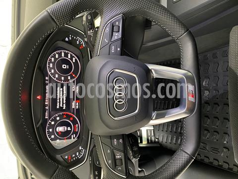 Audi Q5 2.0L T S Line usado (2018) color Blanco Ibis precio $750,900