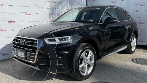 Audi Q5 2.0L T Elite usado (2020) color Negro precio $799,000