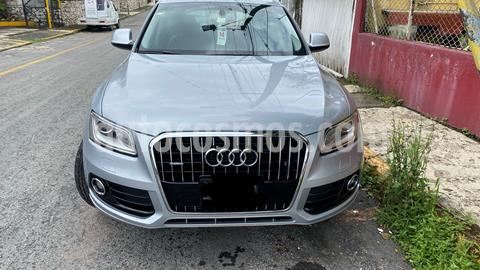Audi Q5 2.0L T FSI Trendy usado (2016) color Plata precio $325,000
