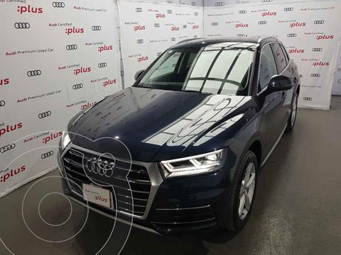 Audi Q5 45 TFSI Elite usado (2020) color Azul precio $795,000