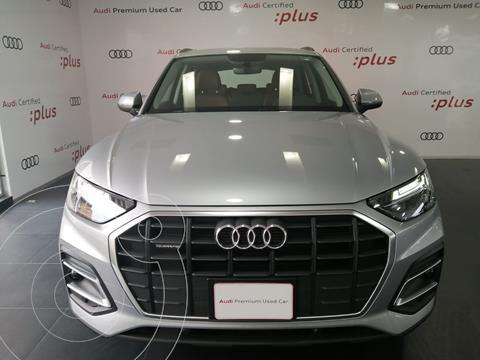 Audi Q5 2.0T Dynamic  usado (2021) color Plata precio $914,327