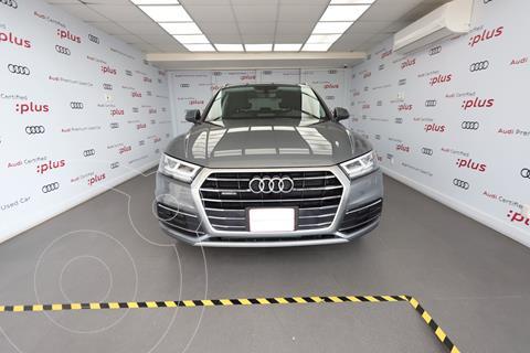 Audi Q5 2.0L T Elite usado (2020) color Plata Dorado precio $889,900