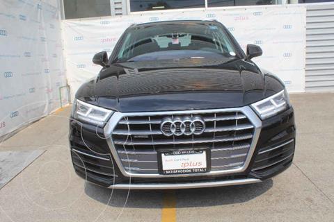 Audi Q5 Security TFSI usado (2019) color Negro precio $1,785,550