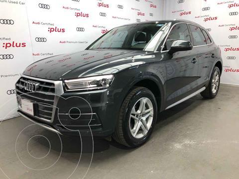 Audi Q5 2.0L T Select usado (2018) color Gris precio $585,000