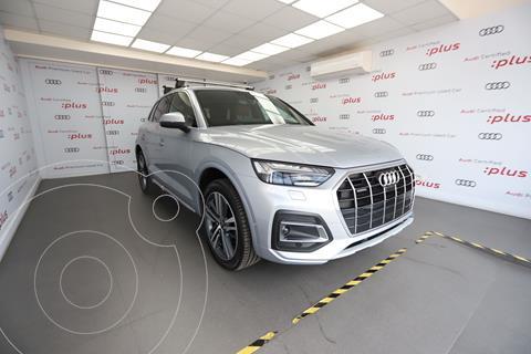 Audi Q5 2.0L T S Line usado (2021) color Plata Dorado precio $1,083,900