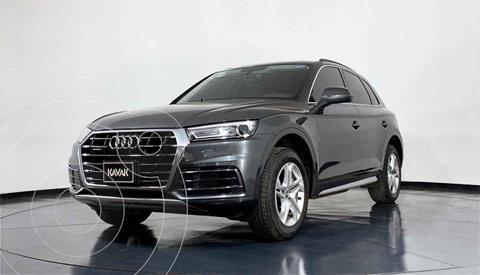 Audi Q5 2.0L T Select usado (2018) color Gris precio $557,999