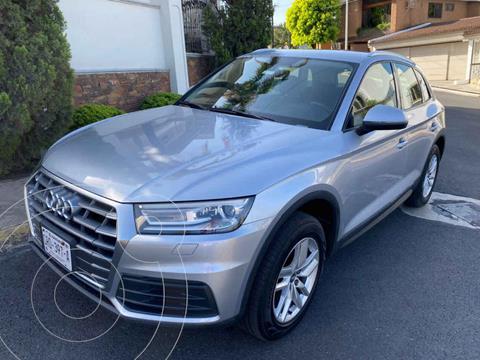 Audi Q5 2.0L T Dynamic  usado (2018) color Plata precio $565,000