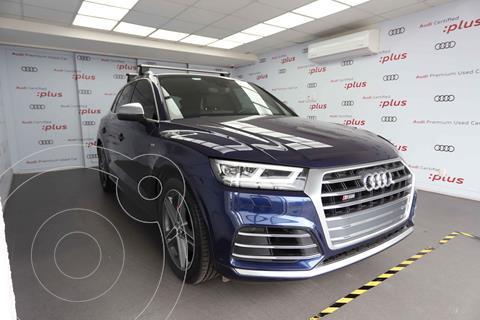 Audi Q5 SQ5 3.0L T (354 hp) usado (2018) color Azul Marino precio $789,900