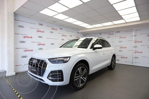 Audi Q5 2.0L T Elite usado (2021) color Blanco precio $1,083,900