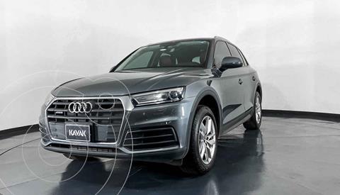 Audi Q5 2.0L T Dynamic  usado (2018) color Cafe precio $579,999