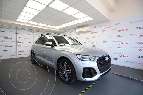 Audi Q5 2.0L T FSI Land of Quattro usado (2021) color Plata Dorado precio $1,332,048