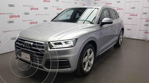 Audi Q5 2.0L T FSI Security usado (2020) color Plata precio $1,520,000