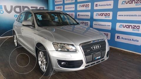 Audi Q5 2.0L T FSI Trendy usado (2010) color Plata Metalico financiado en mensualidades(enganche $115,490 mensualidades desde $5,757)