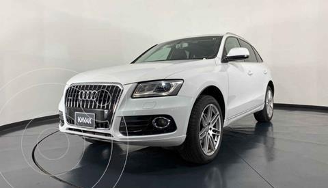 Audi Q5 2.0L T FSI Elite usado (2014) color Blanco precio $327,999