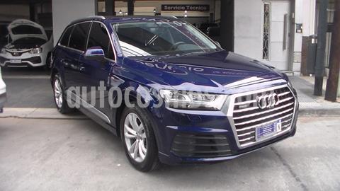 Audi Q7 3.0 TDi Quattro Tiptronic usado (2018) color Azul precio u$s74.900