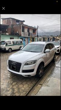 Audi Q7 4.2L TDI S-Line (340Hp) usado (2012) color Blanco precio $310,000