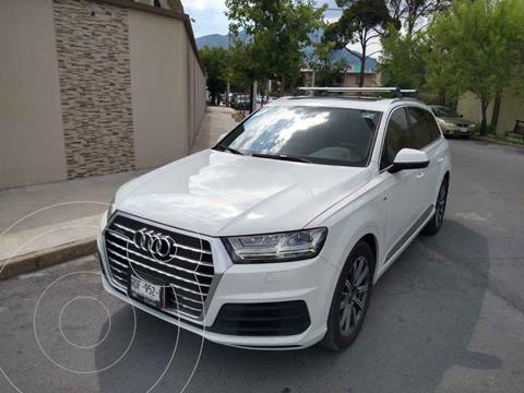 Audi Q7 3.0L TFSI S Line Quattro (333Hp) usado (2017) color Blanco precio $715,000