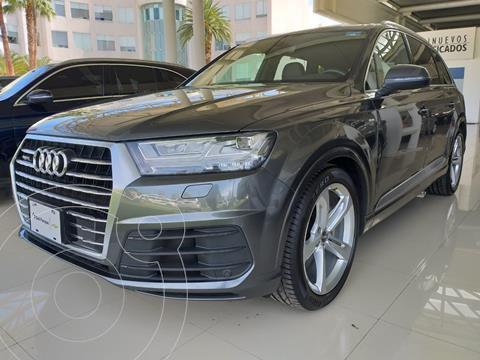 Audi Q7 3.0L TFSI S Line Quattro (333Hp) usado (2018) color Gris precio $890,000