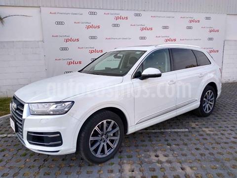 foto Audi Q7 5p Elite V6/3.0/T Aut usado (2019) color Blanco precio $869,000