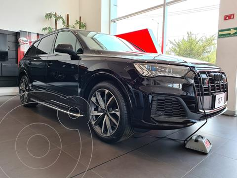Audi Q7 3.0T S Line  nuevo color Negro precio $1,554,900