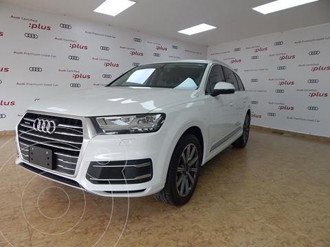 Audi Q7 3.0L TFSI Elite (333Hp) usado (2018) color Blanco precio $880,000