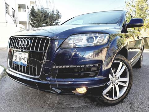 Audi Q7 3.0L TDI Elite (245Hp) usado (2014) precio $330,000